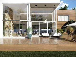 Modern Houses by Daniela Tolotti Arquitetura e Design Modern