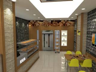 Ramazan Yücel İç mimarlık  – Ayyavuz Pırlanta Börek:  tarz Yeme & İçme,
