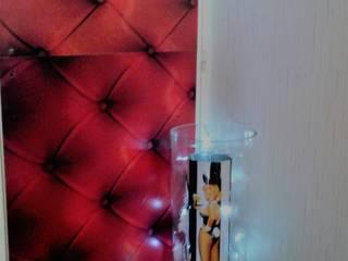 Luminaire fantaisie: Salon de style de style eclectique par amour de palette création
