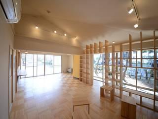 集会所のぜんたい。: 株式会社フロッグハウスが手掛けた和室です。