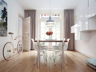 DINING TABLE STEEL LEGS YOU HAVE GOT TO SEE de Bloomming Moderno