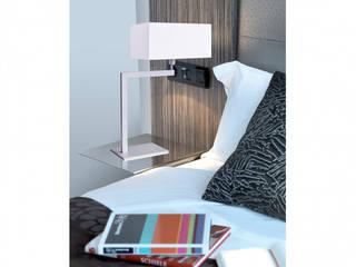 Lámpara de sobremesa Novanta de AQ DECORACION Moderno Hierro/Acero