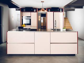 Cuisine de style  par hysenbergh GmbH | Raumkonzepte Duesseldorf, Moderne