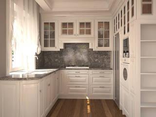 Французская классика Кухня в классическом стиле от anydesign Классический