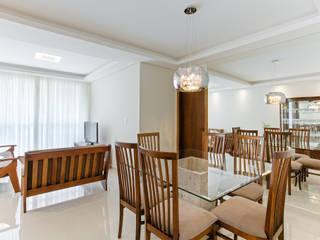Modern Oturma Odası GRUPO AE - ARQUITETURA+ENGENHARIA Modern