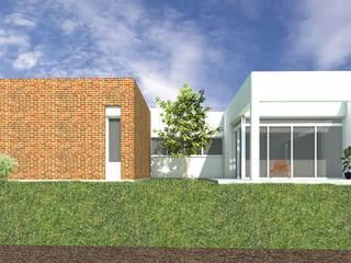 CASA JM Casas modernas: Ideas, imágenes y decoración de Arquitecta Obadilla Moderno