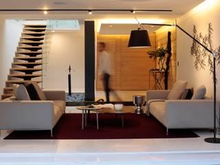 : Salas de estilo  por MM estudio interior