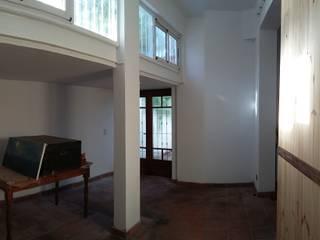 Salas de estilo ecléctico de AUREA Estudio de Diseño Ecléctico