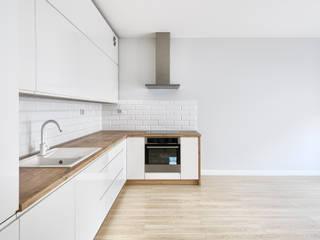 Kuchnia Basic: styl , w kategorii Kuchnia zaprojektowany przez Partner Design