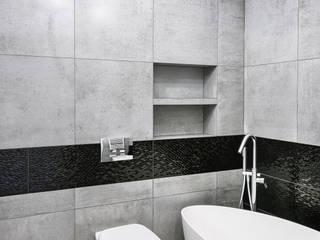 Mieszkanie #1 Nowoczesna łazienka od Q2Design Nowoczesny