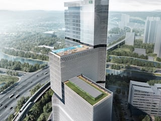 Aedas designs a gateway to Belt and Road by Architecture by Aedas