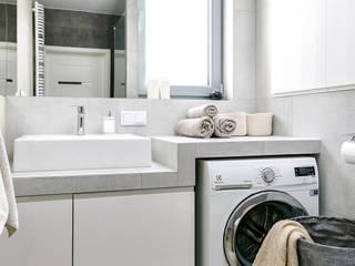 Mieszkanie Młodej Pary: styl , w kategorii Łazienka zaprojektowany przez Partner Design