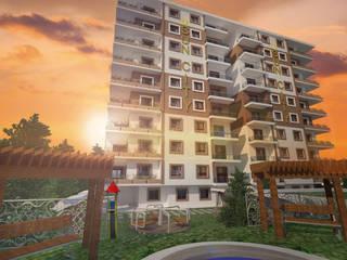 Ramazan Yücel İç mimarlık  – Sun City:  tarz ,