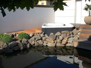 Jardines de estilo moderno de T&R Design GmbH Moderno