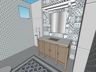 Ramazan Yücel İç mimarlık  – Metin bey akyaka yazlık Tasarımı:  tarz ,