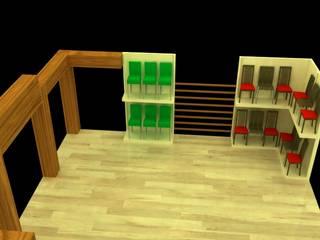 Ramazan Yücel İç mimarlık  – izmir mobilya fuarı:  tarz ,