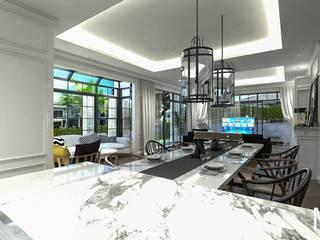 ผลงานของบริษัท โดย MINA Interior Design