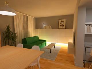 Apartamento dM por dM arquitetura & interiores