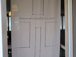 ERcreazioni - Eleonora Rossetti Creazioni Офісні приміщення та магазини Бежевий