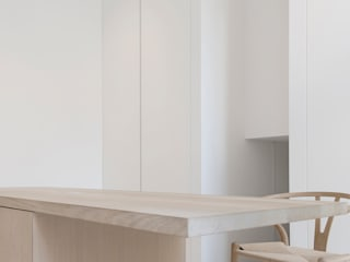 Apartment - Office   Amsterdam (05):  Studeerkamer/kantoor door Jen Alkema architect,