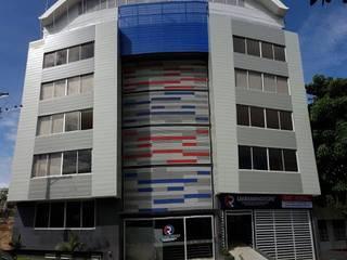 Fachada: Casas de estilo moderno por Lina Rosas Diseño Interior