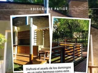 #DiseñoDePatios - Grupo Madero de Grupo Madero