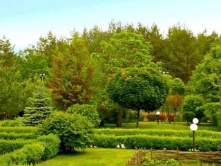Благородство и дикость: Сады в . Автор – Укр Ландшафт Парк