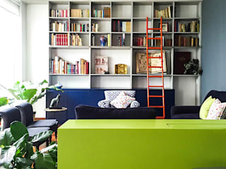 Wohnzimmer von Sentido Arquitectura, Modern