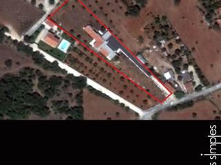 Linhas Simples Casas de estilo mediterráneo