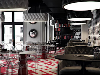 Bars & clubs originaux par Осейко Алексей и Виктория Éclectique
