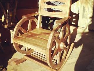 Coşkun Ahşap Dekorasyon – Sallanan sandalyemiz :  tarz