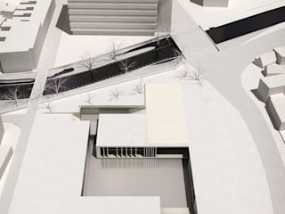 Urban Planning Eindhoven The Netherlands (08):  Huizen door Jen Alkema architect,