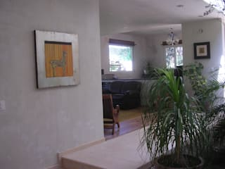 Casa Rinconada: Salas de estilo  por gremio