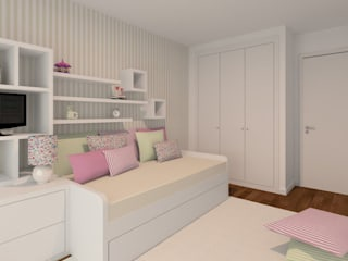 Kamar Bayi & Anak by Ana Andrade - Design de Interiores