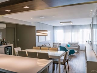 Modern dining room by marianaseeligalthaus Modern