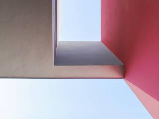 Casa Agustín: Terrazas de estilo  por Sentido Arquitectura