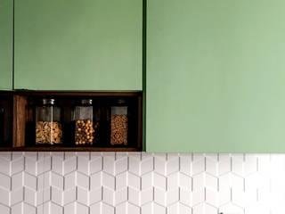 Küche von Sentido Arquitectura, Modern