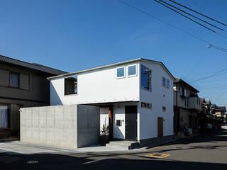 Nhà theo coil松村一輝建設計事務所, Tối giản