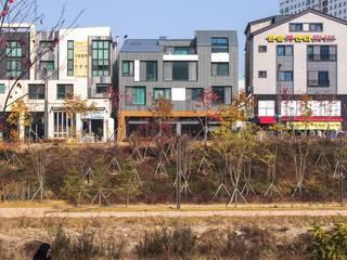 Dongtan: DIDI studio 디디의  주택