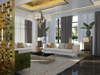 Classic style living room by Paolo Ciacci Classic
