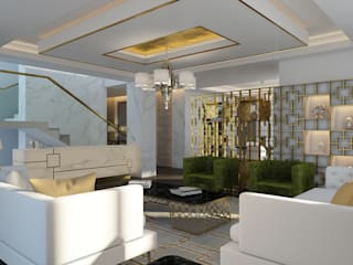 Modern living room by Paolo Ciacci Modern