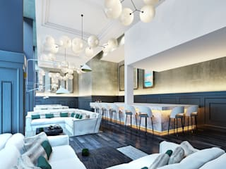 Modern bars & clubs by Paolo Ciacci Modern