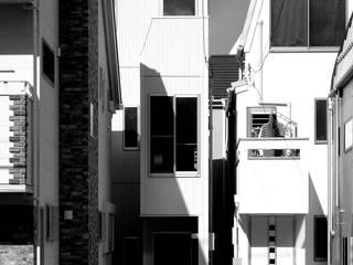 深沢の家 モダンな 家 の 小形徹*小形祐美子 プラス プロスペクトコッテージ 一級建築士事務所 モダン