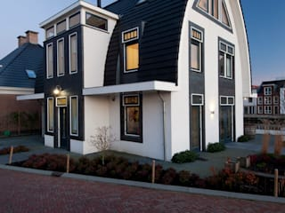 Villa Maarssen Moderne huizen van ARK+ Modern