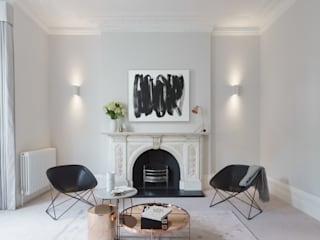 ห้องนั่งเล่น by niche pr