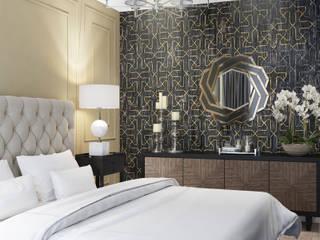 MIKOŁAJSKAstudio Classic style bedroom