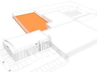 Conceptualización y zonificación de Escala 1:1 Architect's