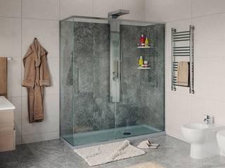 Minimalist style bathroom by Магазин сантехники Aqua24.ru Minimalist