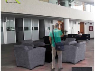 Remodelación Centro de Congresos Queretaro QCC:  de estilo  por +R Arquitectos