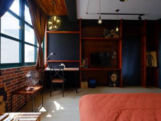 走進福爾摩斯 Baker Street 貝克街的英倫套房 根據 Lee Design International 空間&室內設計 古典風